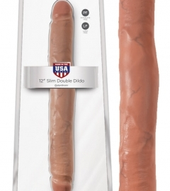 King Cock 12 inch Double D.