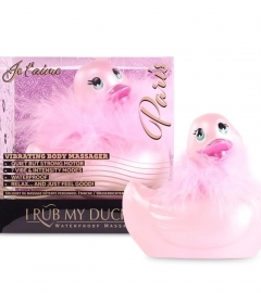 I Rub My Duckie 2.0 | Paris (Pink)