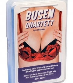 Busen Quartett - Tits Competition Card (32pcs)