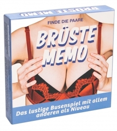 Brüste Memo - Titty Memory Game (48pcs)
