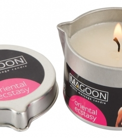 Magoon Oriental Ecstasy Massage Candle (50ml)