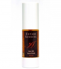 Extase Sensuel - Hot Oil Stimulant Fresh Mango 30 ml
