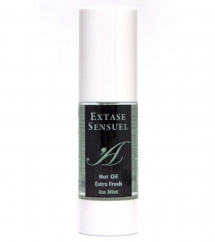 Extase Sensuel - Hot Oil Stimulant Ice Mint 30 ml
