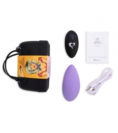 FEELZTOYS - PANTY VIBE REMOTE CONTROLLED VIBRATOR PURPLE