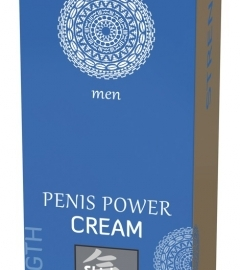 HOT SHiatsu Penis Power - Stimulating Intimate Cream for Men (30ml)