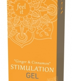 HOT Shiatsu - Clitoris Stimulating Cream - Ginger Cinnamon (30ml)