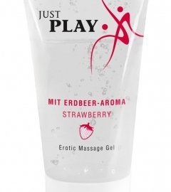 Just Glide - Lubricant Strawberry (50ml)
