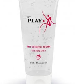 Just Glide - Lubricant Strawberry (200ml)