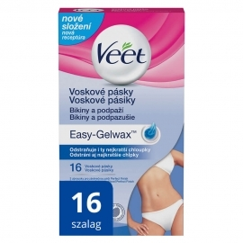Veet Easy Strip - cold resin tapes for armpits ...