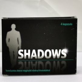 Shadows - natural dietary supplement for men (4pcs)